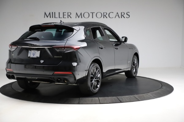 New 2021 Maserati Levante Q4 GranSport for sale $92,735 at Rolls-Royce Motor Cars Greenwich in Greenwich CT 06830 7