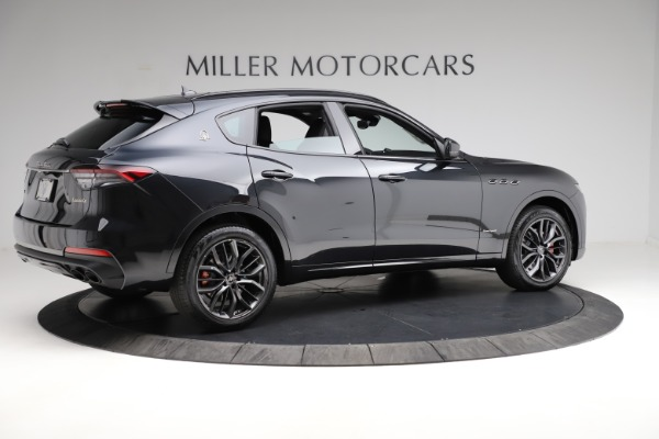 New 2021 Maserati Levante Q4 GranSport for sale $92,735 at Rolls-Royce Motor Cars Greenwich in Greenwich CT 06830 8