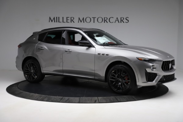 New 2021 Maserati Levante Q4 GranSport for sale $93,685 at Rolls-Royce Motor Cars Greenwich in Greenwich CT 06830 10
