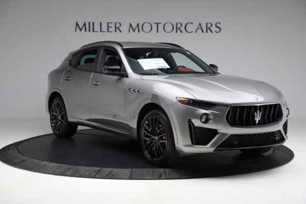 New 2021 Maserati Levante Q4 GranSport for sale $93,685 at Rolls-Royce Motor Cars Greenwich in Greenwich CT 06830 11