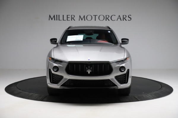 New 2021 Maserati Levante Q4 GranSport for sale $93,685 at Rolls-Royce Motor Cars Greenwich in Greenwich CT 06830 12