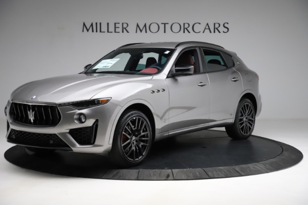 New 2021 Maserati Levante Q4 GranSport for sale $93,685 at Rolls-Royce Motor Cars Greenwich in Greenwich CT 06830 2