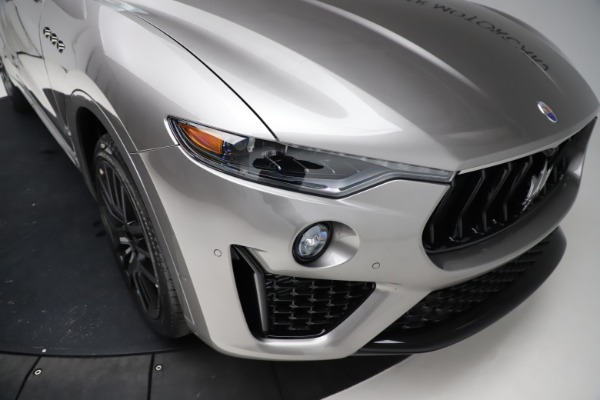 New 2021 Maserati Levante Q4 GranSport for sale $93,685 at Rolls-Royce Motor Cars Greenwich in Greenwich CT 06830 27