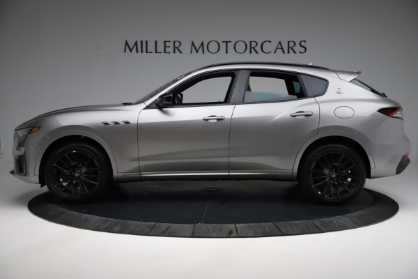 New 2021 Maserati Levante Q4 GranSport for sale $93,685 at Rolls-Royce Motor Cars Greenwich in Greenwich CT 06830 3