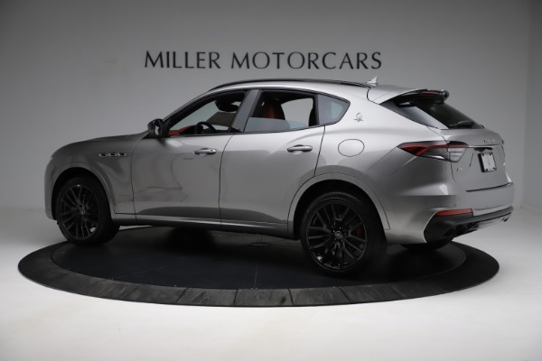 New 2021 Maserati Levante Q4 GranSport for sale $93,685 at Rolls-Royce Motor Cars Greenwich in Greenwich CT 06830 4