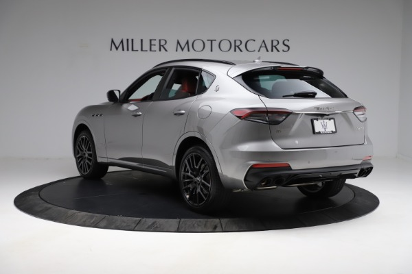 New 2021 Maserati Levante Q4 GranSport for sale $93,685 at Rolls-Royce Motor Cars Greenwich in Greenwich CT 06830 5