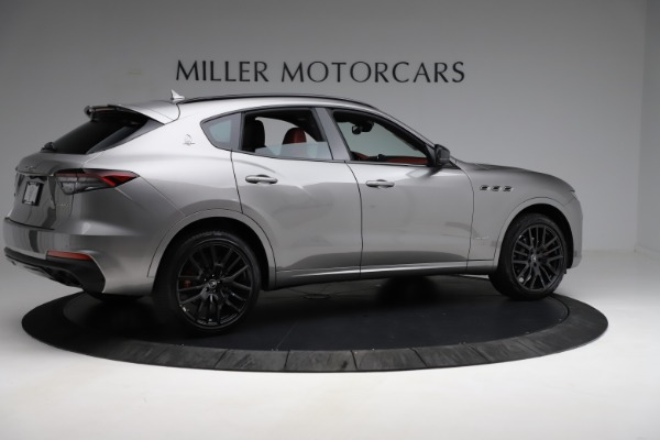 New 2021 Maserati Levante Q4 GranSport for sale $93,685 at Rolls-Royce Motor Cars Greenwich in Greenwich CT 06830 8