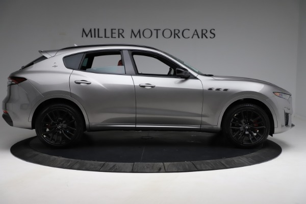 New 2021 Maserati Levante Q4 GranSport for sale $93,685 at Rolls-Royce Motor Cars Greenwich in Greenwich CT 06830 9
