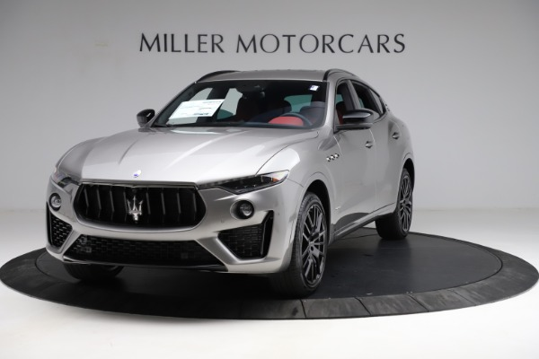 New 2021 Maserati Levante Q4 GranSport for sale $93,685 at Rolls-Royce Motor Cars Greenwich in Greenwich CT 06830 1