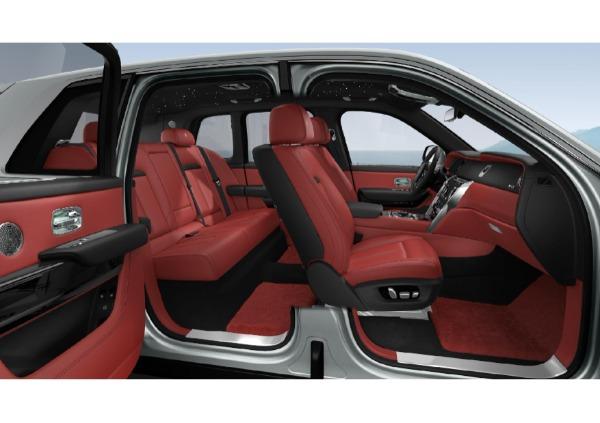 New 2021 Rolls-Royce Cullinan for sale Sold at Rolls-Royce Motor Cars Greenwich in Greenwich CT 06830 4