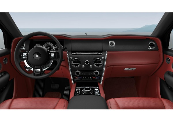 New 2021 Rolls-Royce Cullinan for sale Sold at Rolls-Royce Motor Cars Greenwich in Greenwich CT 06830 5