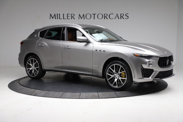 New 2021 Maserati Levante Q4 GranSport for sale $91,385 at Rolls-Royce Motor Cars Greenwich in Greenwich CT 06830 10