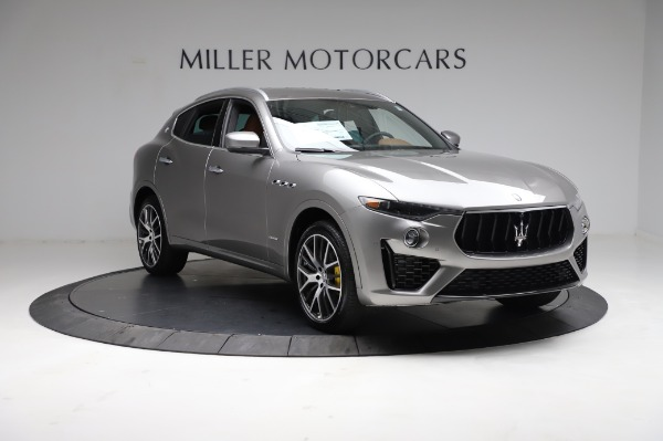 New 2021 Maserati Levante Q4 GranSport for sale $91,385 at Rolls-Royce Motor Cars Greenwich in Greenwich CT 06830 11