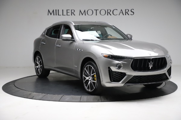 New 2021 Maserati Levante Q4 GranSport for sale $91,385 at Rolls-Royce Motor Cars Greenwich in Greenwich CT 06830 12