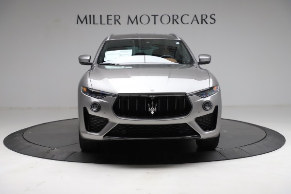 New 2021 Maserati Levante Q4 GranSport for sale $91,385 at Rolls-Royce Motor Cars Greenwich in Greenwich CT 06830 13