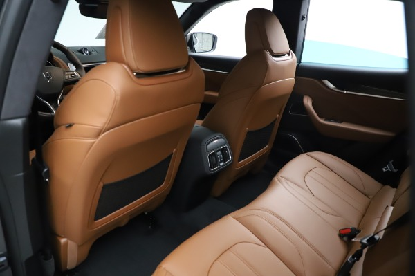 New 2021 Maserati Levante Q4 GranSport for sale $91,385 at Rolls-Royce Motor Cars Greenwich in Greenwich CT 06830 19