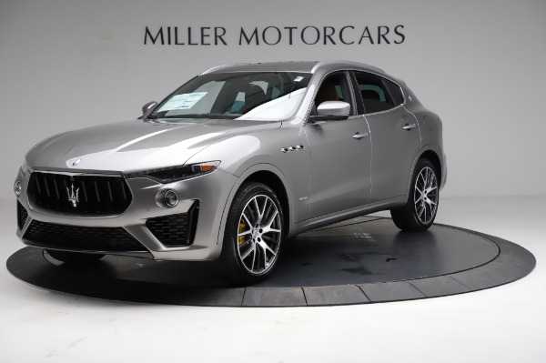 New 2021 Maserati Levante Q4 GranSport for sale $91,385 at Rolls-Royce Motor Cars Greenwich in Greenwich CT 06830 2