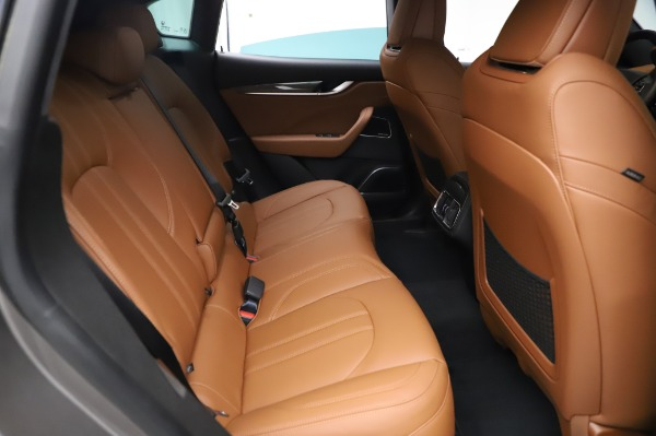 New 2021 Maserati Levante Q4 GranSport for sale $91,385 at Rolls-Royce Motor Cars Greenwich in Greenwich CT 06830 25