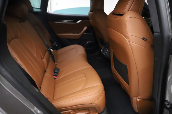 New 2021 Maserati Levante Q4 GranSport for sale $91,385 at Rolls-Royce Motor Cars Greenwich in Greenwich CT 06830 26