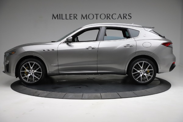 New 2021 Maserati Levante Q4 GranSport for sale $91,385 at Rolls-Royce Motor Cars Greenwich in Greenwich CT 06830 3