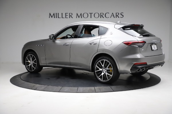 New 2021 Maserati Levante Q4 GranSport for sale $91,385 at Rolls-Royce Motor Cars Greenwich in Greenwich CT 06830 4
