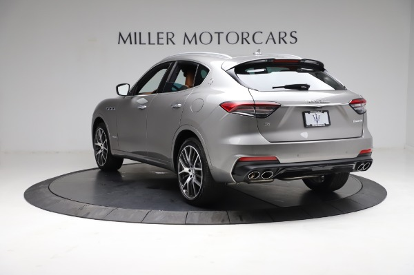 New 2021 Maserati Levante Q4 GranSport for sale $91,385 at Rolls-Royce Motor Cars Greenwich in Greenwich CT 06830 5
