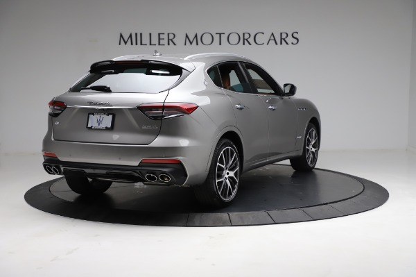 New 2021 Maserati Levante Q4 GranSport for sale $91,385 at Rolls-Royce Motor Cars Greenwich in Greenwich CT 06830 7
