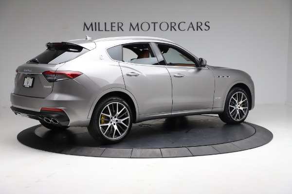 New 2021 Maserati Levante Q4 GranSport for sale $91,385 at Rolls-Royce Motor Cars Greenwich in Greenwich CT 06830 8