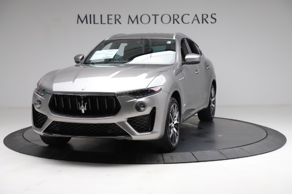 New 2021 Maserati Levante Q4 GranSport for sale $91,385 at Rolls-Royce Motor Cars Greenwich in Greenwich CT 06830 1