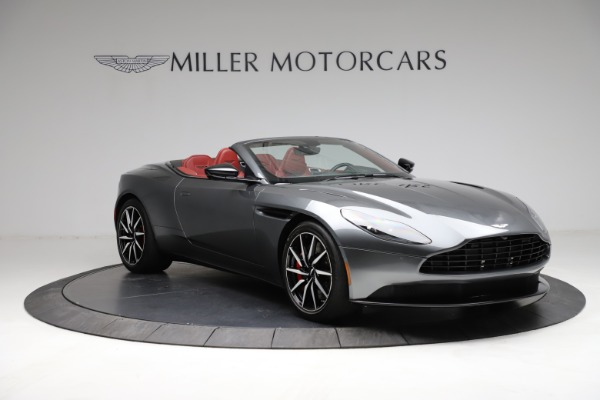 Used 2019 Aston Martin DB11 Volante for sale $211,990 at Rolls-Royce Motor Cars Greenwich in Greenwich CT 06830 10