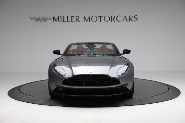 Used 2019 Aston Martin DB11 Volante for sale $211,990 at Rolls-Royce Motor Cars Greenwich in Greenwich CT 06830 11