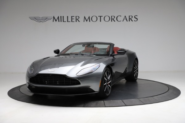 Used 2019 Aston Martin DB11 Volante for sale $211,990 at Rolls-Royce Motor Cars Greenwich in Greenwich CT 06830 12