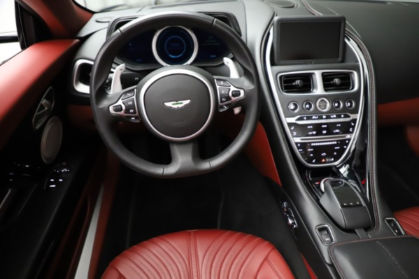 Used 2019 Aston Martin DB11 Volante for sale $211,990 at Rolls-Royce Motor Cars Greenwich in Greenwich CT 06830 13