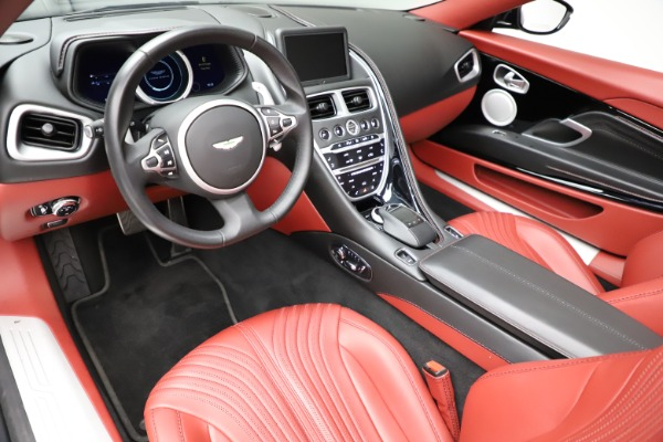 Used 2019 Aston Martin DB11 Volante for sale $211,990 at Rolls-Royce Motor Cars Greenwich in Greenwich CT 06830 14