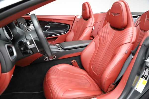 Used 2019 Aston Martin DB11 Volante for sale $211,990 at Rolls-Royce Motor Cars Greenwich in Greenwich CT 06830 16
