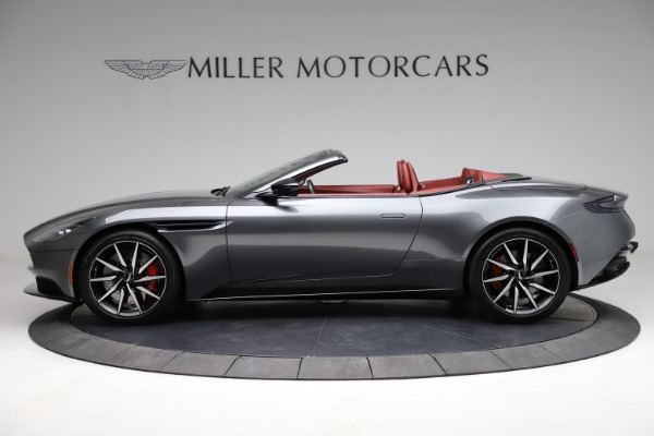 Used 2019 Aston Martin DB11 Volante for sale $211,990 at Rolls-Royce Motor Cars Greenwich in Greenwich CT 06830 2