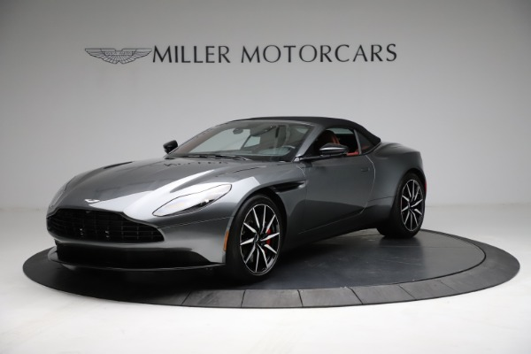 Used 2019 Aston Martin DB11 Volante for sale $211,990 at Rolls-Royce Motor Cars Greenwich in Greenwich CT 06830 22