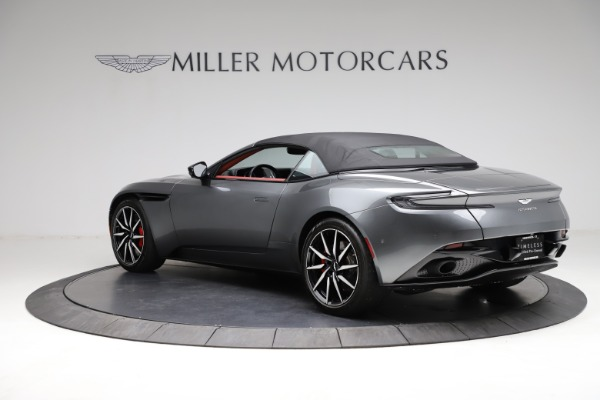 Used 2019 Aston Martin DB11 Volante for sale $211,990 at Rolls-Royce Motor Cars Greenwich in Greenwich CT 06830 24