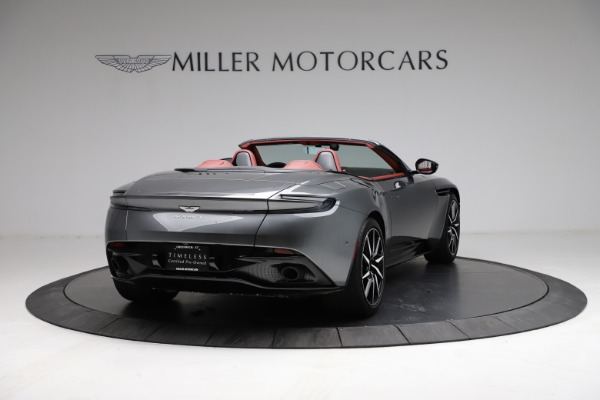 Used 2019 Aston Martin DB11 Volante for sale $211,990 at Rolls-Royce Motor Cars Greenwich in Greenwich CT 06830 6