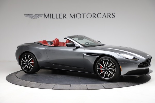 Used 2019 Aston Martin DB11 Volante for sale $211,990 at Rolls-Royce Motor Cars Greenwich in Greenwich CT 06830 9