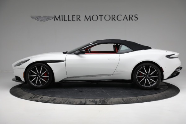 Used 2019 Aston Martin DB11 Volante for sale $209,990 at Rolls-Royce Motor Cars Greenwich in Greenwich CT 06830 14