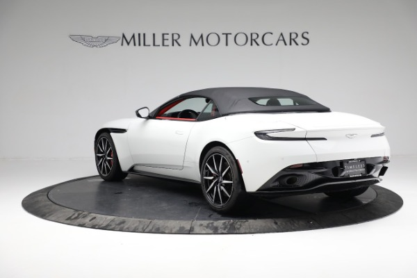 Used 2019 Aston Martin DB11 Volante for sale $209,990 at Rolls-Royce Motor Cars Greenwich in Greenwich CT 06830 15