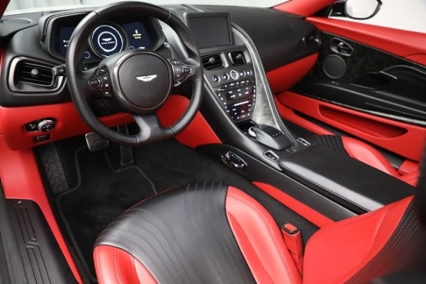 Used 2019 Aston Martin DB11 Volante for sale $209,990 at Rolls-Royce Motor Cars Greenwich in Greenwich CT 06830 19