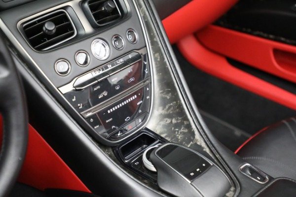 Used 2019 Aston Martin DB11 Volante for sale $209,990 at Rolls-Royce Motor Cars Greenwich in Greenwich CT 06830 23