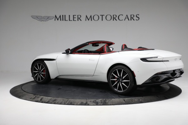 Used 2019 Aston Martin DB11 Volante for sale $209,990 at Rolls-Royce Motor Cars Greenwich in Greenwich CT 06830 3