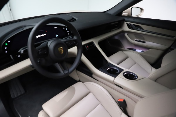 Used 2021 Porsche Taycan 4S for sale Sold at Rolls-Royce Motor Cars Greenwich in Greenwich CT 06830 14
