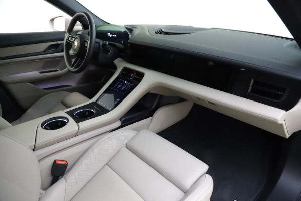 Used 2021 Porsche Taycan 4S for sale Sold at Rolls-Royce Motor Cars Greenwich in Greenwich CT 06830 20