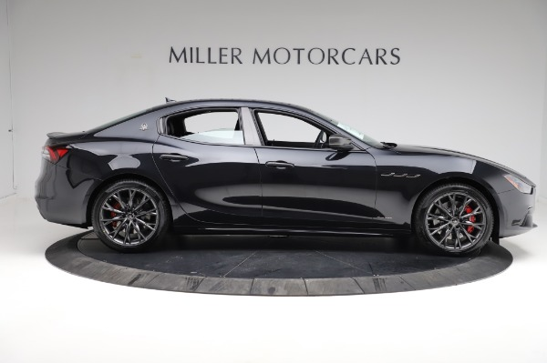 New 2021 Maserati Ghibli S Q4 GranSport for sale Sold at Rolls-Royce Motor Cars Greenwich in Greenwich CT 06830 10
