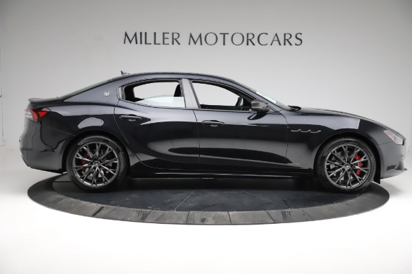 New 2021 Maserati Ghibli S Q4 GranSport for sale Sold at Rolls-Royce Motor Cars Greenwich in Greenwich CT 06830 11