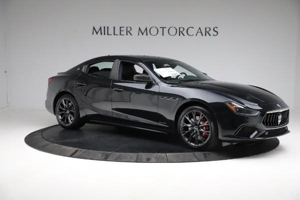 New 2021 Maserati Ghibli S Q4 GranSport for sale Sold at Rolls-Royce Motor Cars Greenwich in Greenwich CT 06830 12